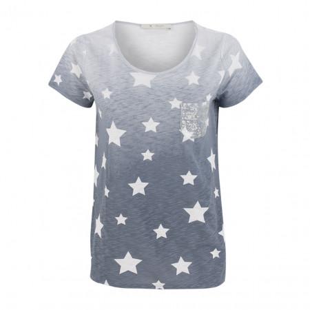 SALE % | Boss Casual | Shirt - Regular Fit - Stars | Blau online im Shop bei meinfischer.de kaufen