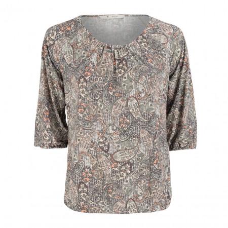 SALE % | Boss Casual | Shirt - Regular Fit - Paisleymuster | Bunt online im Shop bei meinfischer.de kaufen