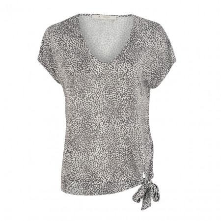 SALE % | Boss Casual | Shirt  - oversized - Leoprint | Grau online im Shop bei meinfischer.de kaufen