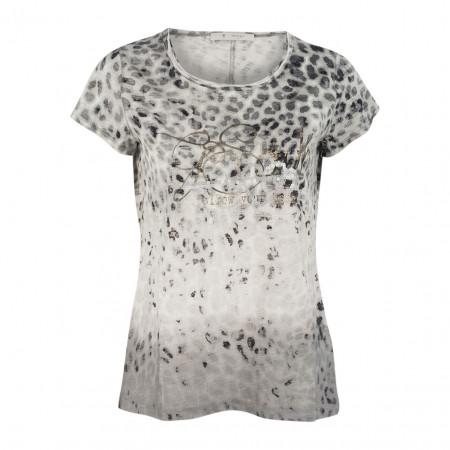 SALE % | Boss Casual | Shirt - Regular Fit - Pailletten | Grau online im Shop bei meinfischer.de kaufen