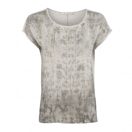 SALE % | Monari | Shirt - Regular Fit - Silverpatches | Grau online im Shop bei meinfischer.de kaufen