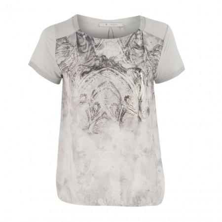 SALE % | Boss Casual | Shirt - Regular Fit - gepuffter Saum | Grau online im Shop bei meinfischer.de kaufen