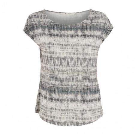 SALE % | Boss Casual | Shirt - Leisure Fit - Batik-Muster | Grau online im Shop bei meinfischer.de kaufen