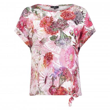 SALE %   Monari   Shirt - Loose Fit - Flowerprint   Rosa online im Shop bei meinfischer.de kaufen