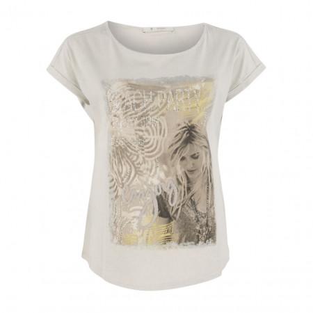 SALE % | Boss Casual | Shirt - Regular Fit - Strassprint | Weiß online im Shop bei meinfischer.de kaufen