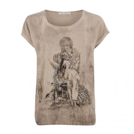 SALE %   Boss Casual   Shirt - oversized  -Material-Mix   Grau online im Shop bei meinfischer.de kaufen