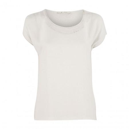 SALE % | Boss Casual | Shirt - Regular Fit - Crewneck | Weiß online im Shop bei meinfischer.de kaufen