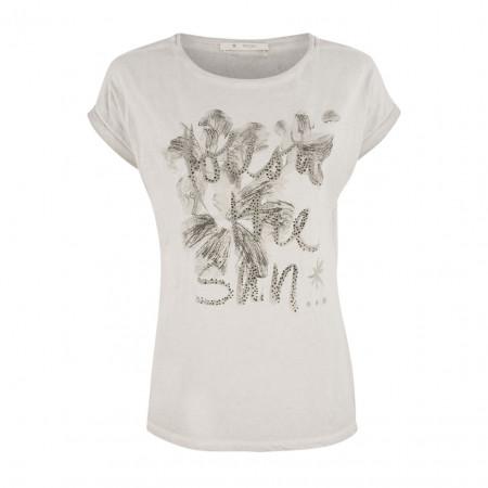 SALE % | Boss Casual | T-Shirt - Regular Fit - Cold-Dye-Optik | Grau online im Shop bei meinfischer.de kaufen