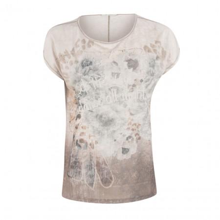 SALE % | Boss Casual | Shirt - Regular Fit - Print | Weiß online im Shop bei meinfischer.de kaufen