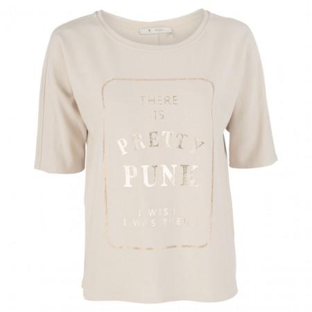 SALE % | Monari | Sweatshirt - Comfort Fit - kurzarm | Grau online im Shop bei meinfischer.de kaufen