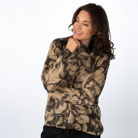 SALE %   Monari   Pullover - Loose Fit - Rollkragen   Beige online im Shop bei meinfischer.de kaufen