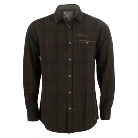 SALE %   Monte Carlo   Freizeithemd - Regular Fit - Classic Kent   Oliv online im Shop bei meinfischer.de kaufen