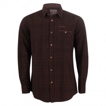 SALE % | Monte Carlo | Freizeithemd - Regular Fit - Classic Kent | Rot online im Shop bei meinfischer.de kaufen