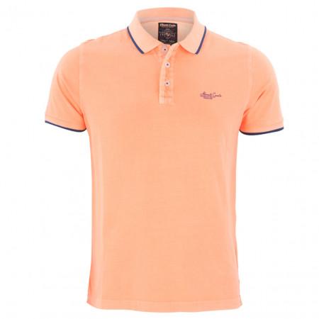 SALE % | Monte Carlo | Poloshrit - Modern Fit - uni | Orange online im Shop bei meinfischer.de kaufen