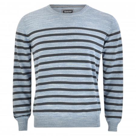 SALE %   Monte Carlo   Pullover - Regular Fit - Stripes   Blau online im Shop bei meinfischer.de kaufen