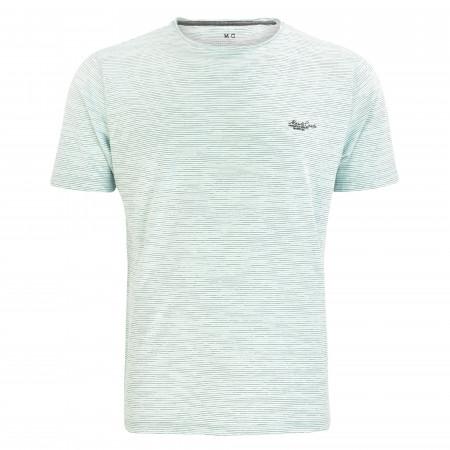SALE % | Monte Carlo | T-Shirt - Regular Fit - Stripes | Grün online im Shop bei meinfischer.de kaufen