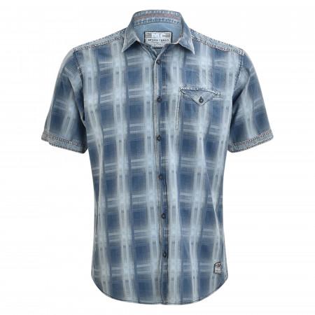 SALE %   Monte Carlo   Freizeithemd - Regular Fit - Kentkragen   Blau online im Shop bei meinfischer.de kaufen