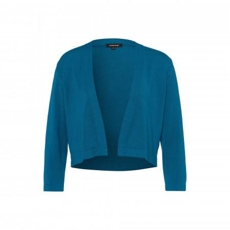 SALE %   More&More   Bolero - Regular Fit - offen   Blau online im Shop bei meinfischer.de kaufen