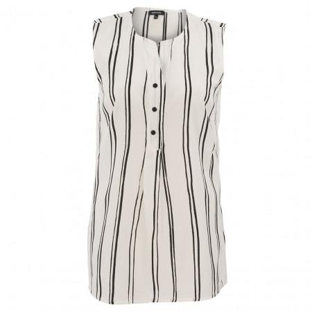 Blusentop - Comfort Fit - Stripes