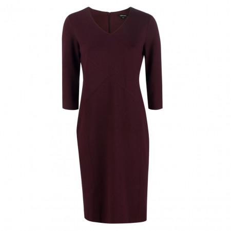 SALE % | mbyM | Kleid - Slim Fit - 3/4 Arm | Lila online im Shop bei meinfischer.de kaufen