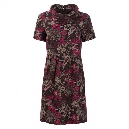 SALE % | More&More | Kleid - Slim Fit - Floral | Rot online im Shop bei meinfischer.de kaufen