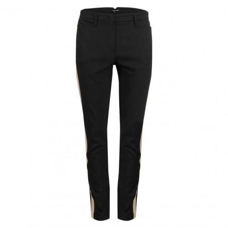 SALE % | More&More | Hose - Chic Pants Active - Regular Fit | Schwarz online im Shop bei meinfischer.de kaufen