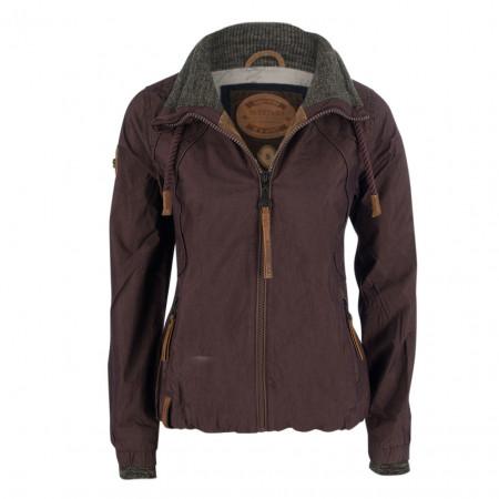 SALE % | Naketano | Übergangsjacke - Regular Fit - Zipper | Rot online im Shop bei meinfischer.de kaufen