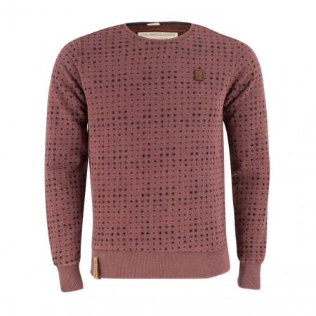 SALE % | Boss Casual | Sweatpullover - fitted - Print | Rot online im Shop bei meinfischer.de kaufen
