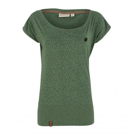 SALE %   Naketano   T-Shirt - fitted - Sternen-Print   Grün online im Shop bei meinfischer.de kaufen