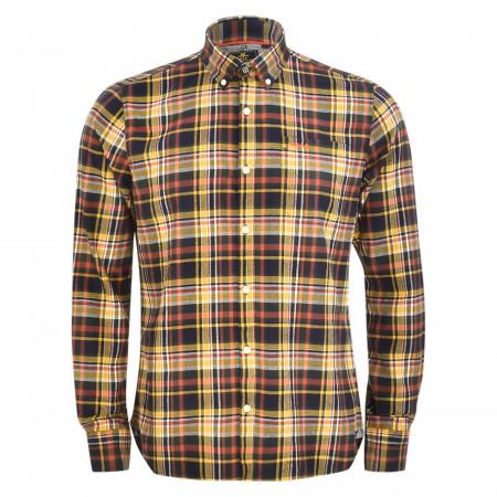 SALE % | New Zealand Auckland | Freizeithemd - Regular Fit - Matihetihe | Gelb online im Shop bei meinfischer.de kaufen