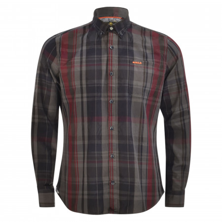 SALE % | New Zealand Auckland | Freizeithemd - Regular Fit - Matamata | Rot online im Shop bei meinfischer.de kaufen