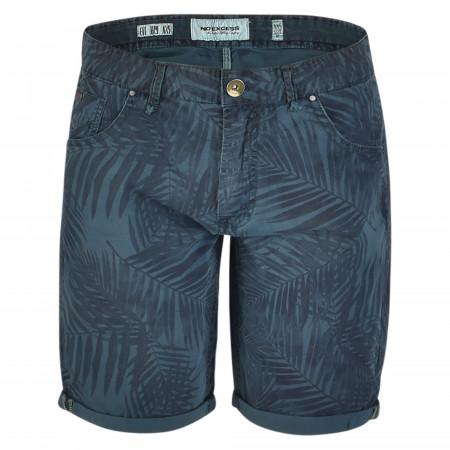 SALE % | No Excess | Shorts - Regular Fit - Print | Blau online im Shop bei meinfischer.de kaufen