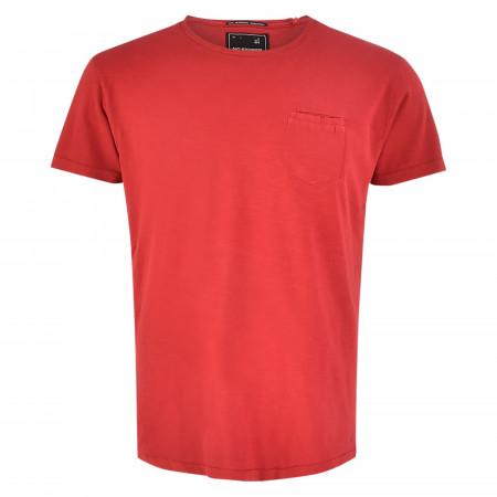 SALE %   No Excess   T-Shirt  - Regular Fit - Round Neck   Rot online im Shop bei meinfischer.de kaufen