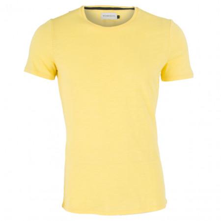 SALE % | NOWADAYS Clothing | T-Shirt - Regular Fit - Crewneck | Gelb online im Shop bei meinfischer.de kaufen
