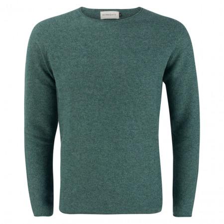 SALE % | NOWADAYS Clothing | Pullover - Regular Fit - Crewneck | Grün online im Shop bei meinfischer.de kaufen