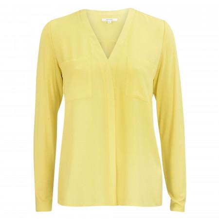 SALE %   Opus   Bluse - Loose Fit - Fesa   Gelb online im Shop bei meinfischer.de kaufen