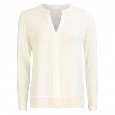 SALE % | Opus | Bluse - Loose Fit - Fogat | Weiß online im Shop bei meinfischer.de kaufen