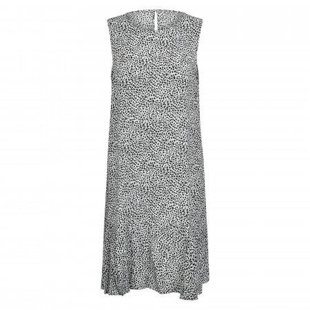 SALE % | Opus | Kleid - Loose Fit - Wenola animal | Blau online im Shop bei meinfischer.de kaufen