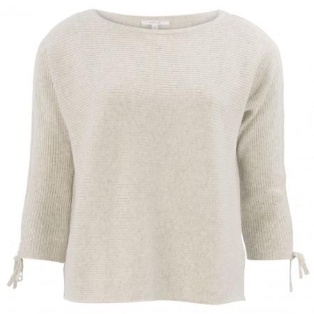 SALE % | Opus | Pullover - Pesego - Comfort Fit | Weiß online im Shop bei meinfischer.de kaufen