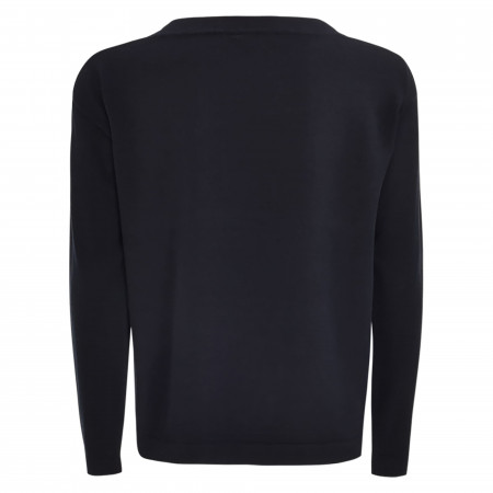 SALE % | Opus | Pullover - Loose Fit - Plostine | Blau online im Shop bei meinfischer.de kaufen