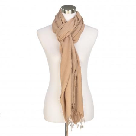 SALE % | Opus | Schal - unifarben | Beige online im Shop bei meinfischer.de kaufen
