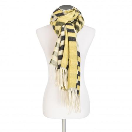 SALE %   Opus   Schal - Albersa   Gelb online im Shop bei meinfischer.de kaufen