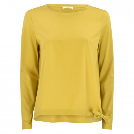 SALE % | Opus | Shirtbluse - Loose Fit - Selah | Grün online im Shop bei meinfischer.de kaufen