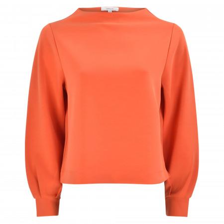 SALE % | Opus | Sweatshirt - Loose Fit - Gaumi | Orange online im Shop bei meinfischer.de kaufen