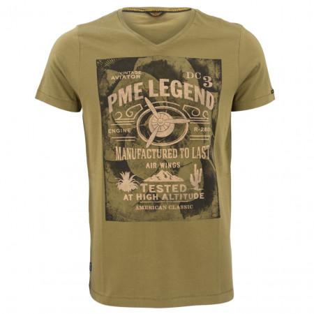 T-Shirt - Modern Fit - Frontprint