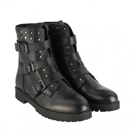 SALE %   Post XChange   Boots - Blondy - Leder   Schwarz online im Shop bei meinfischer.de kaufen