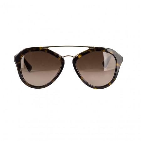 SALE % | Prada | Sonnenbrille - Vollrand | Braun online im Shop bei meinfischer.de kaufen