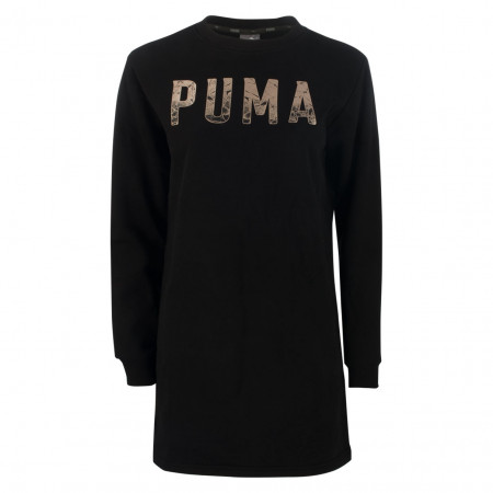 SALE % | PUMA | Sweatkleid - Regular Fit - Athletic Dress | Schwarz online im Shop bei meinfischer.de kaufen