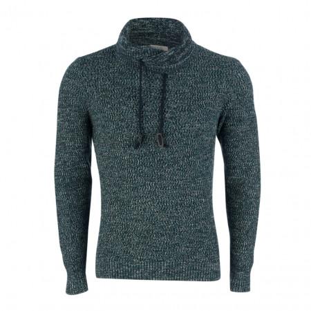 Pullover - SLim Fit - Schalkragen