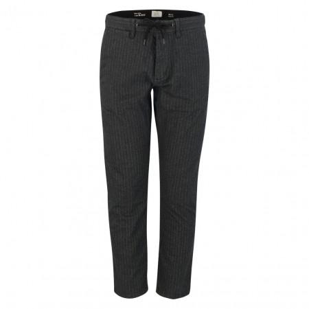 SALE % | Q/S designed by | Hose - Slim Fit - Stripes | Grau online im Shop bei meinfischer.de kaufen